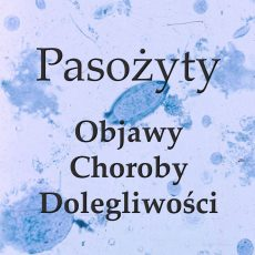 E-book mojasymbioza pasożyty objawy choroby dolegliwości